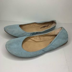 Lucky Brand Emmie Corduroy Foldable Ballet Flat